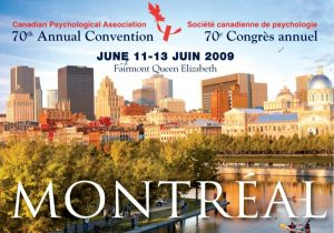 CPA Convention Montreal 2009